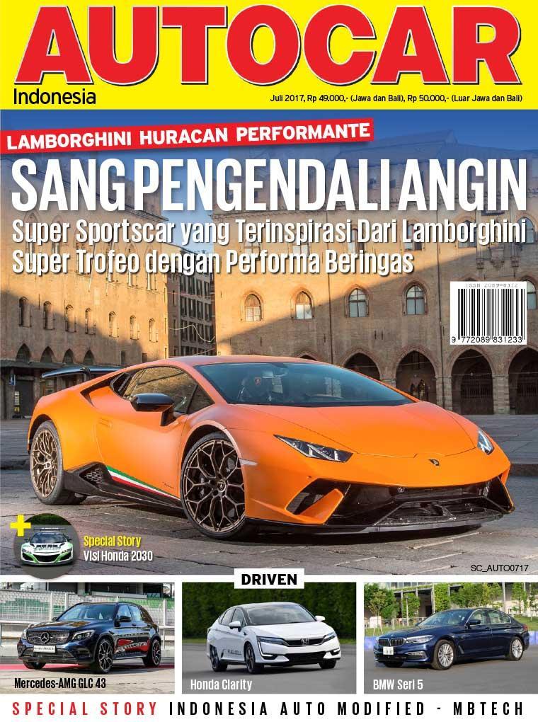 AUTOCAR Indonesia Digital Magazine July 2017