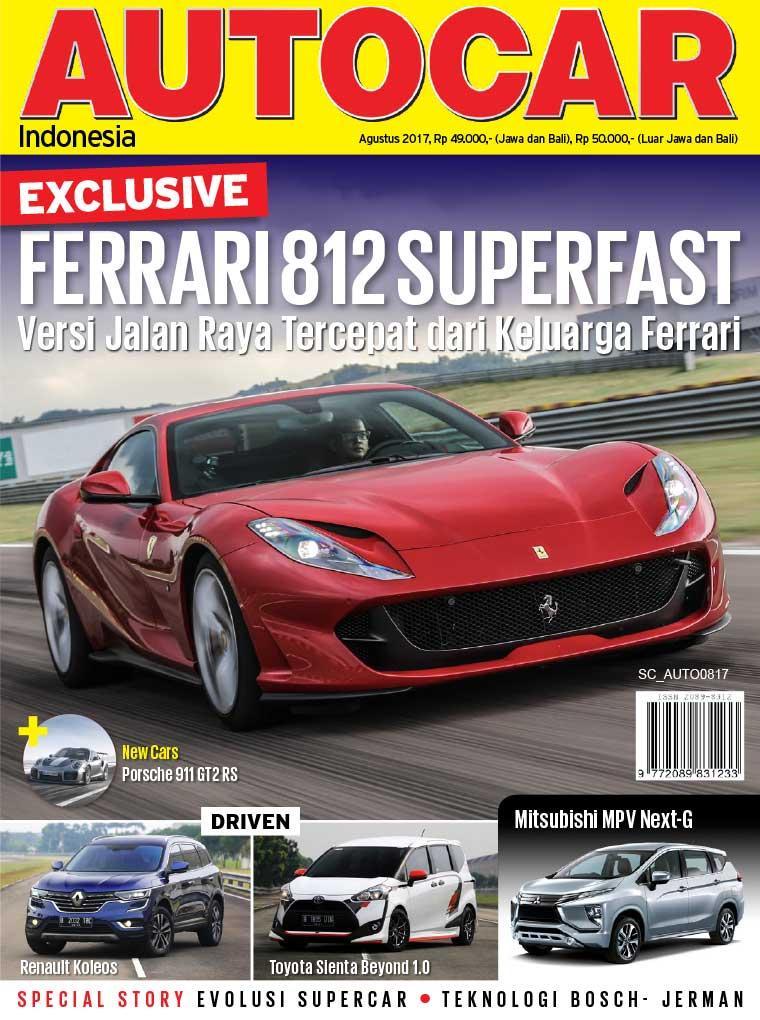 Majalah Digital AUTOCAR Indonesia Agustus 2017