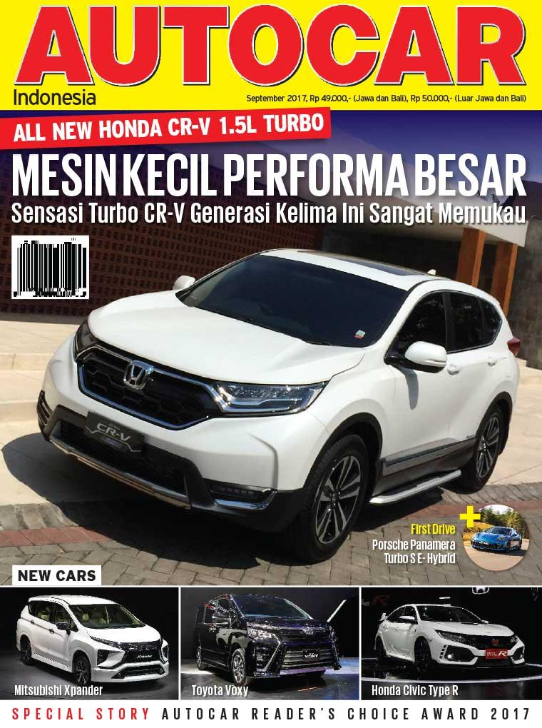 AUTOCAR Indonesia Digital Magazine September 2017