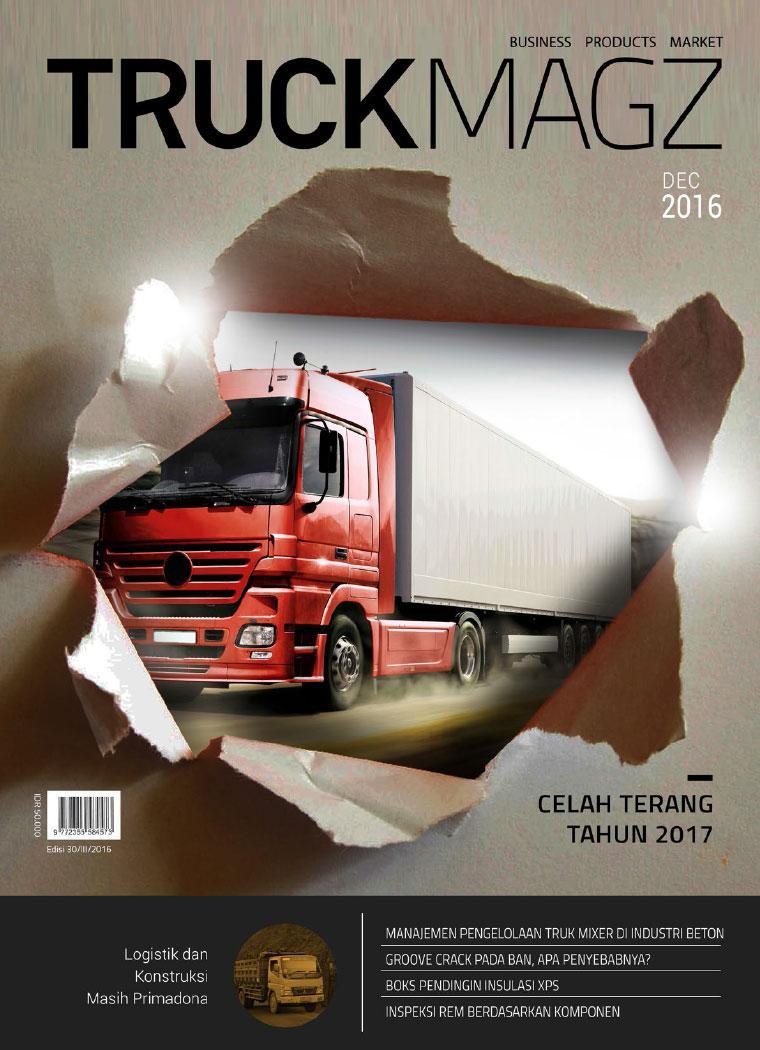 TRUCK MAGZ Digital Magazine ED 30 December 2016