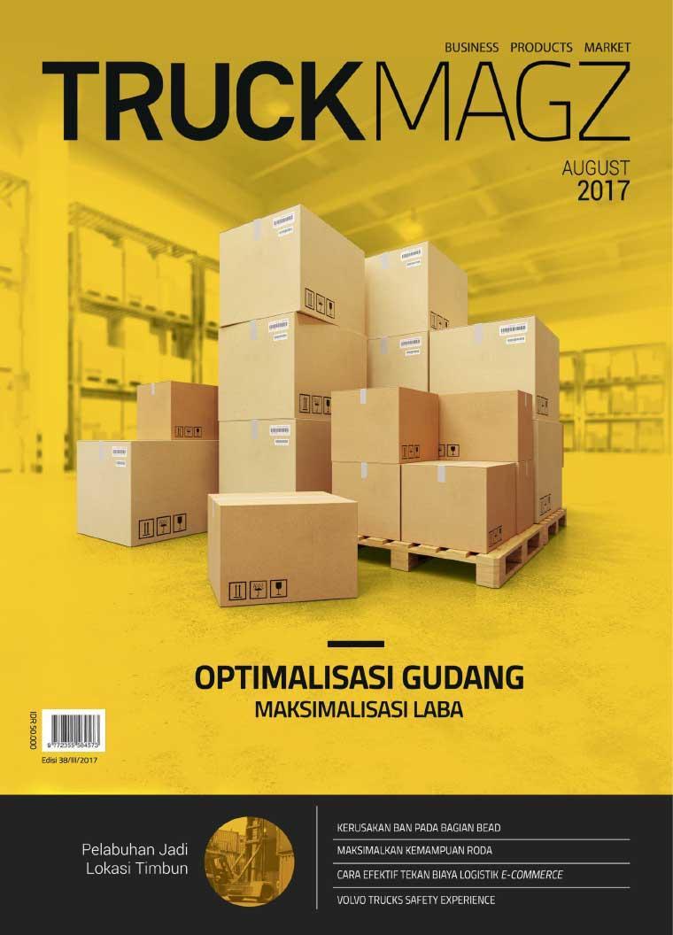 Majalah Digital TRUCK MAGZ ED 38 Agustus 2017