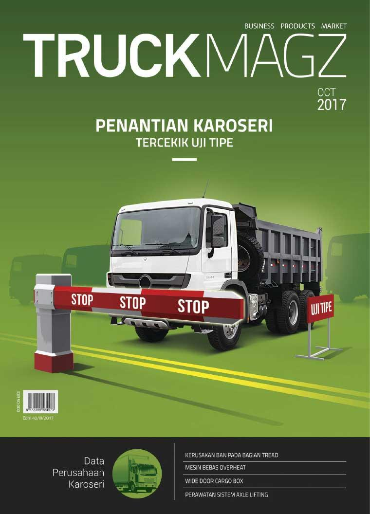 TRUCK MAGZ Digital Magazine ED 40 October 2017