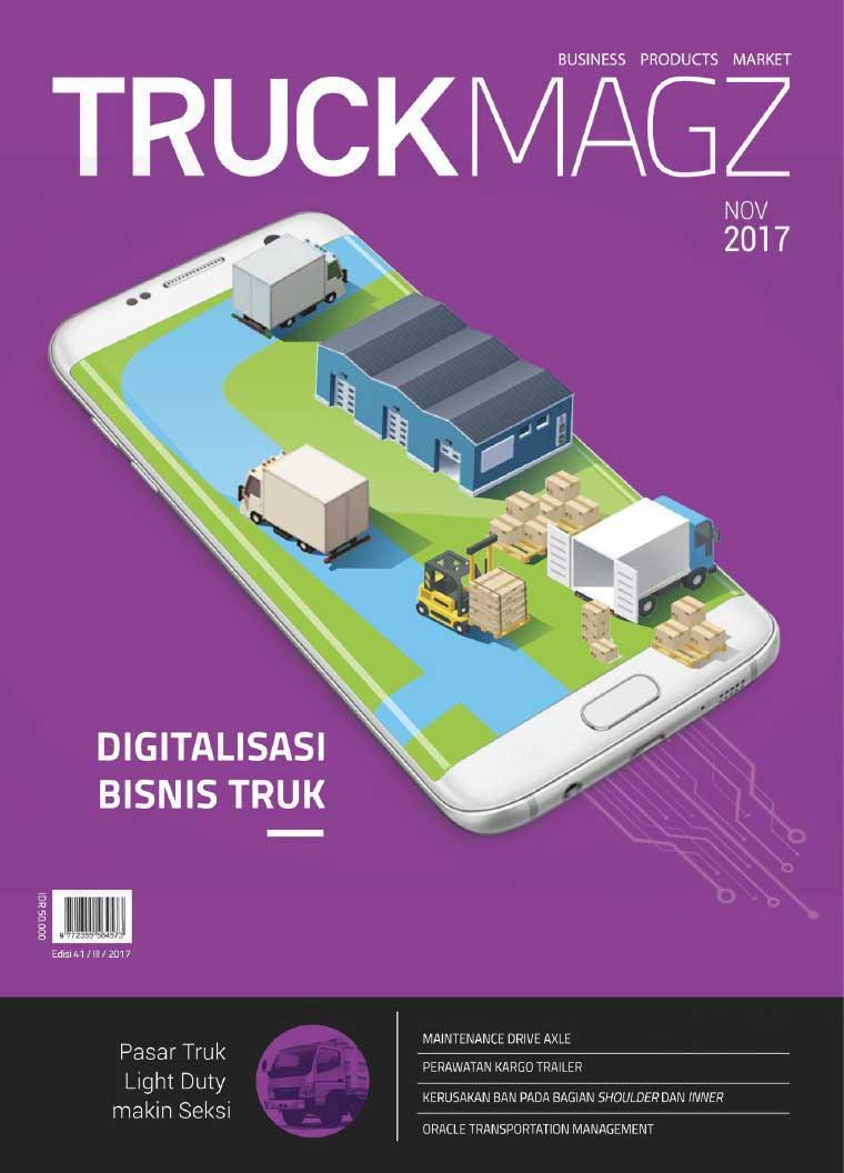 Majalah Digital TRUCK MAGZ ED 41 November 2017