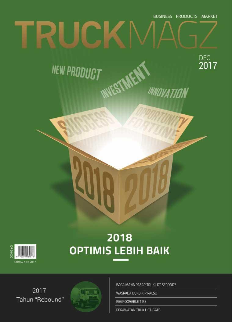 Majalah Digital TRUCK MAGZ ED 42 Desember 2017