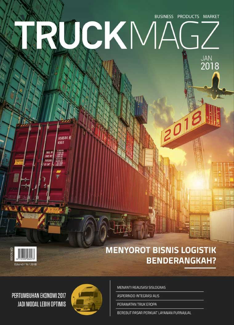 Majalah Digital TRUCK MAGZ ED 43 Januari 2018