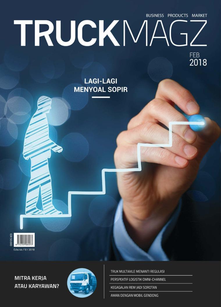 Majalah Digital TRUCK MAGZ ED 44 Februari 2018