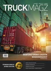 TRUCK MAGZ Magazine Cover ED 43 January 2018