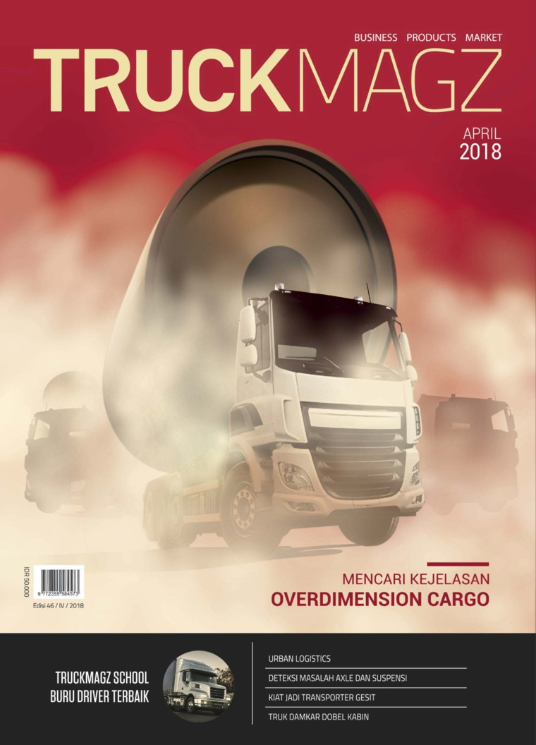 TRUCK MAGZ Digital Magazine ED 46 April 2018