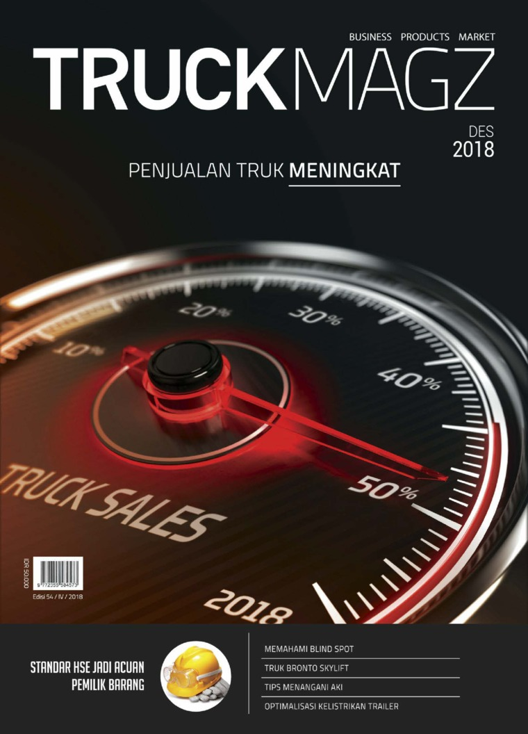 TRUCK MAGZ Digital Magazine ED 54 December 2018