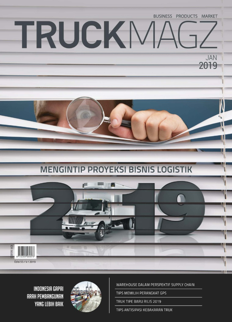 TRUCK MAGZ Digital Magazine ED 55 January 2019