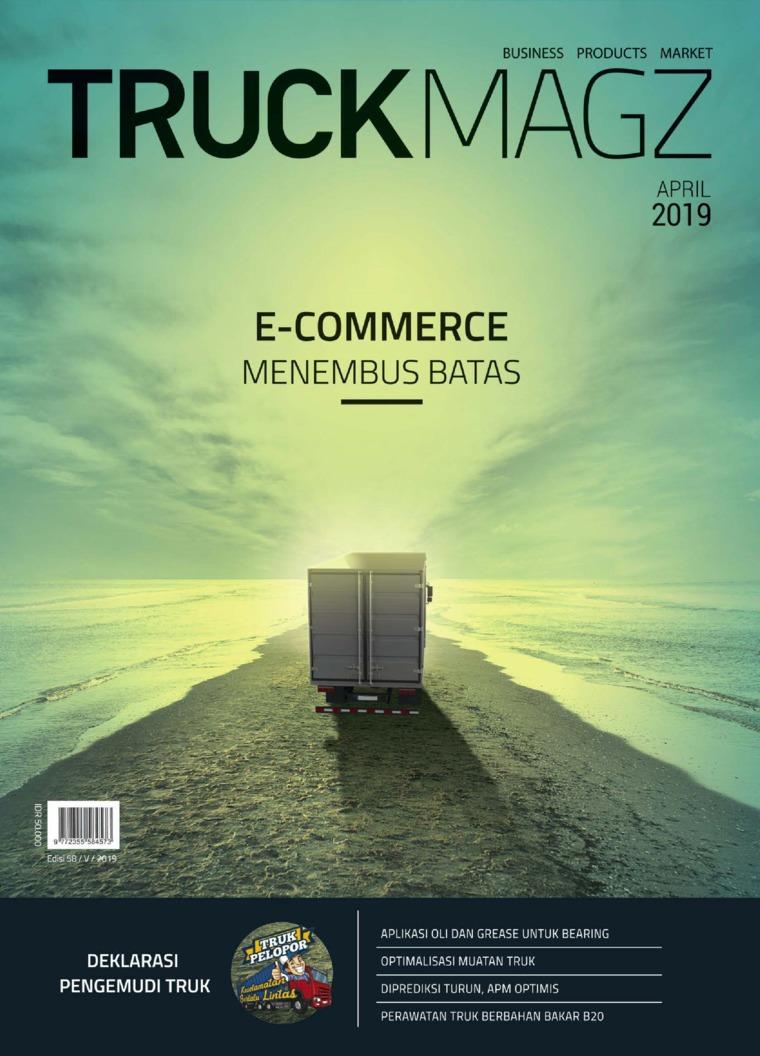 Majalah Digital TRUCK MAGZ ED 58 April 2019