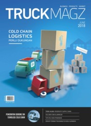 TRUCK MAGZ Magazine Cover ED 48 June 2018