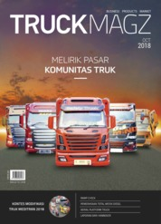 TRUCK MAGZ Magazine Cover ED 52 October 2018