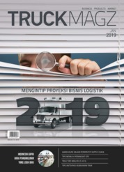 TRUCK MAGZ Magazine Cover ED 55 January 2019