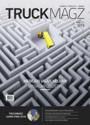 TRUCK MAGZ Magazine Cover ED 57 March 2019