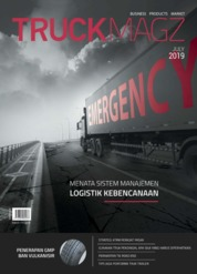 TRUCK MAGZ Magazine Cover ED 61 July 2019