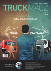 TRUCK MAGZ Magazine Cover ED 62 August 2019