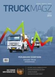 TRUCK MAGZ Magazine Cover ED 63 September 2019