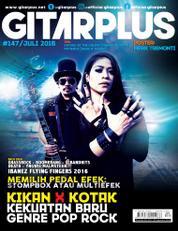 GITAR PLUS Magazine Cover ED 147 June 2016