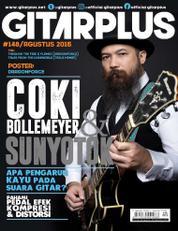 GITAR PLUS Magazine Cover ED 148 July 2016