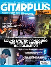 GITAR PLUS Magazine Cover ED 150 September 2016