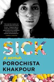 Cover Sick oleh Porochista Khakpour