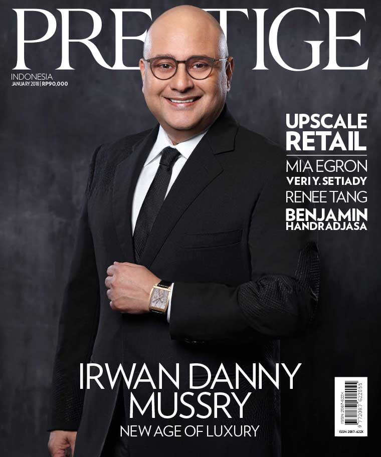 Majalah Digital Prestige Indonesia Januari 2018