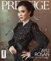 Prestige Indonesia Magazine Cover April 2017