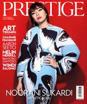 Prestige Indonesia Magazine Cover June 2017