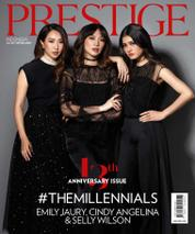 Prestige Indonesia Magazine Cover July 2017