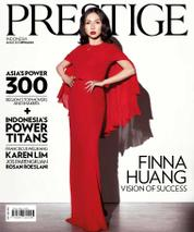 Prestige Indonesia Magazine Cover August 2017