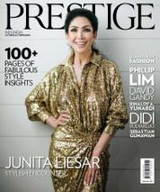 Prestige Indonesia Magazine Cover September 2017