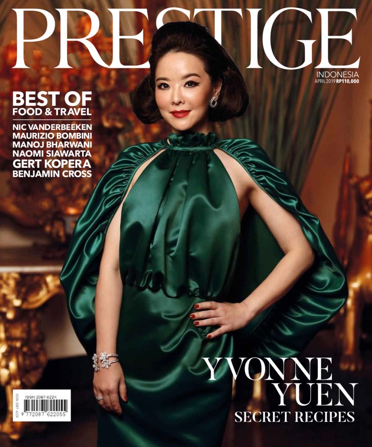 Majalah Digital Prestige Indonesia April 2019