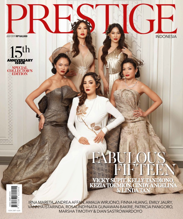 Prestige Indonesia Digital Magazine July 2019