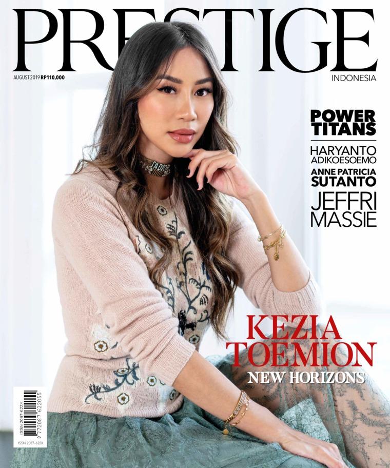Prestige Indonesia Digital Magazine August 2019