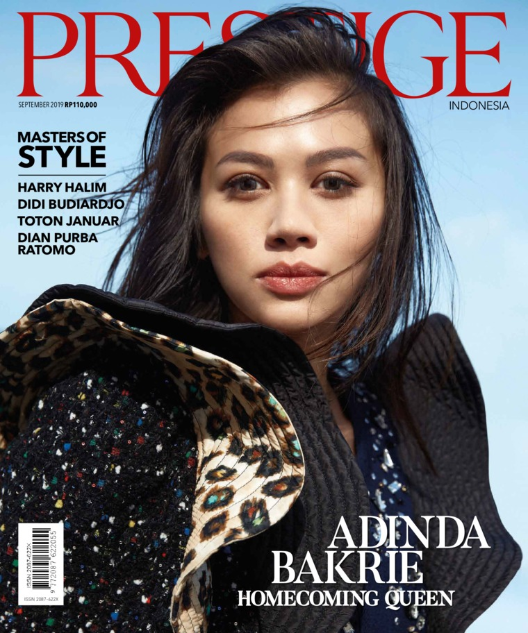 Prestige Indonesia Digital Magazine September 2019