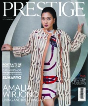 Prestige Indonesia Magazine Cover May 2018