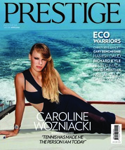 Prestige Indonesia Magazine Cover June 2018