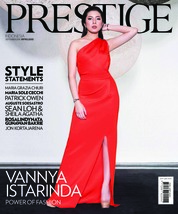 Cover Majalah Prestige Indonesia September 2018
