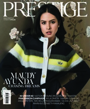 Prestige Indonesia Magazine Cover October 2018