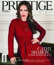 Cover Majalah Prestige Indonesia November 2018