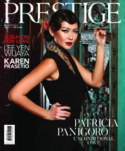 Prestige Indonesia Magazine Cover February 2019