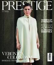 Cover Majalah Prestige Indonesia Maret 2019