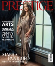 Prestige Indonesia Magazine Cover May 2019