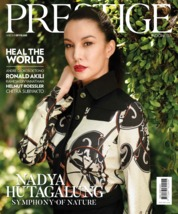 Prestige Indonesia Magazine Cover June 2019