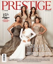 Prestige Indonesia Magazine Cover July 2019