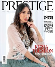Prestige Indonesia Magazine Cover August 2019