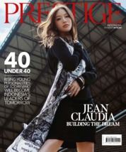 Prestige Indonesia Magazine Cover October 2019