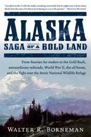 Alaska by Walter R. Borneman Cover