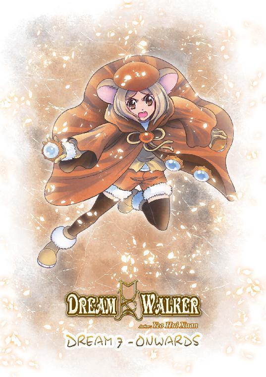Dream Walker ~ Dreamscape 5 Pillars -Dream 7-Onwards by Yeo Hui Xuan Digital Book